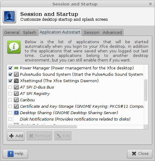 session-autostart